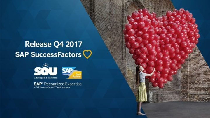 SAP SuccessFactors Release Q4 2017 Highlights