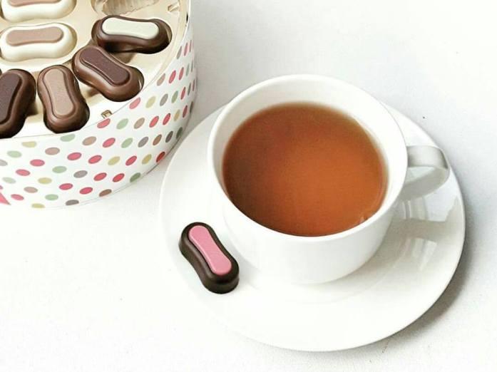 Thé à la rose du Maroc