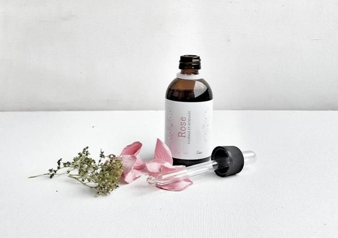 L'huile de soin à la ROSE A L'ORIENTALE