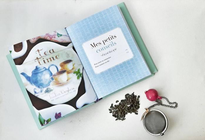 1001 secrets sur le thé ... un indispensable de Lydia Gautier
