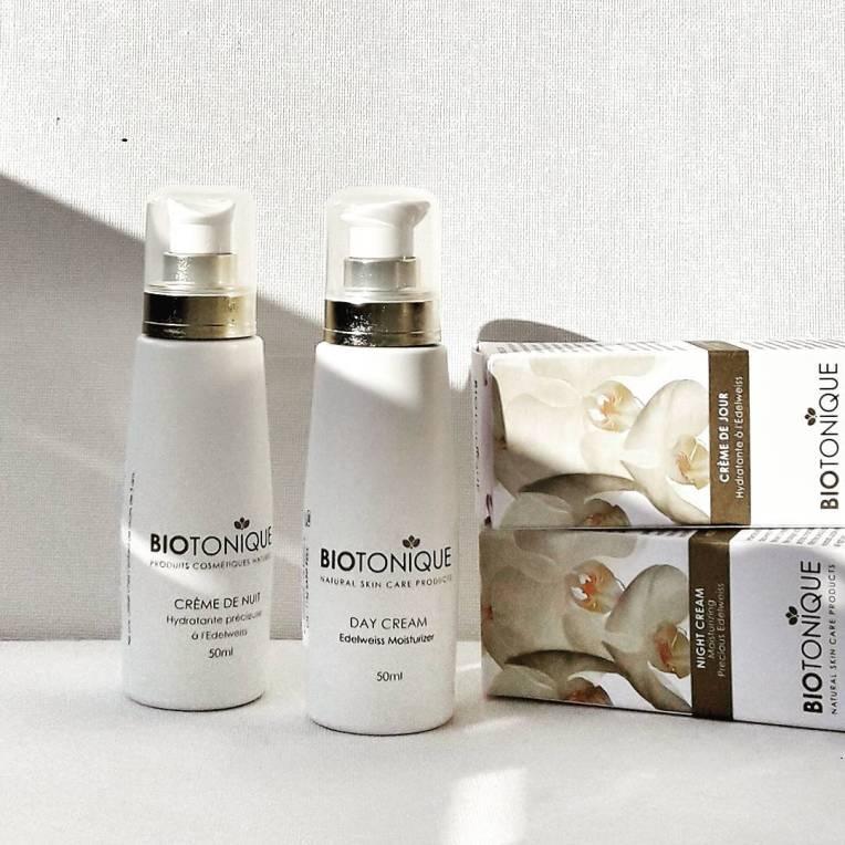 Biotonique : une nouvelle marque suisse de cosmétiques naturels