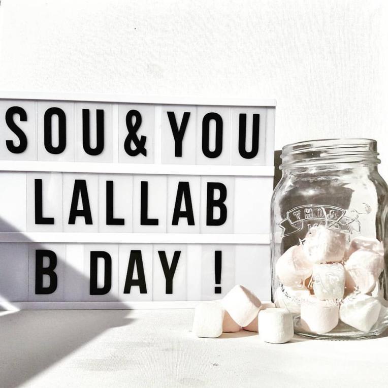 Le 6 mai Sou and You présentera ses produits naturels lors du premier anniversaire de LALLAB