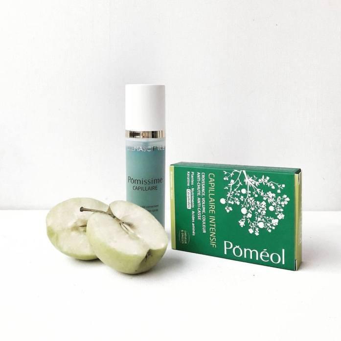 Poméol capillaire intensif, une formule bosstée deux fois plus fort, deux fois plus vite !