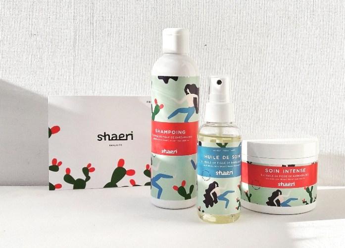 La première gamme de shampoing et soins capillaires Shaeri ... à découvrir de toute urgence