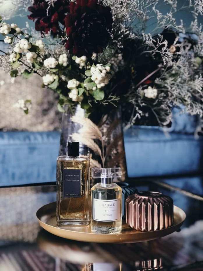 """Ma sélection de parfums rares chez JOVOY: """"Vintage"""" de CHABAUD et """"Oud Wa Ward"""" de BERDOUES"""