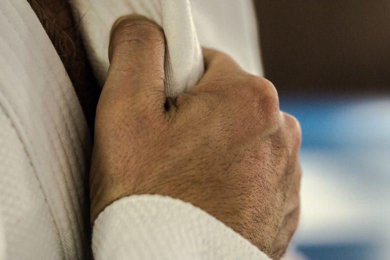 柔術系の技の稽古法