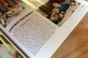 Caipira Xique na revista Encontro
