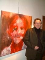 """Michel Soucy et """"School girl or boy"""" exhibition in Belgium 2005"""