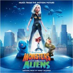 Monsters vs. Aliens - Soundtrack / Монстры против пришельцев - Саундтрек