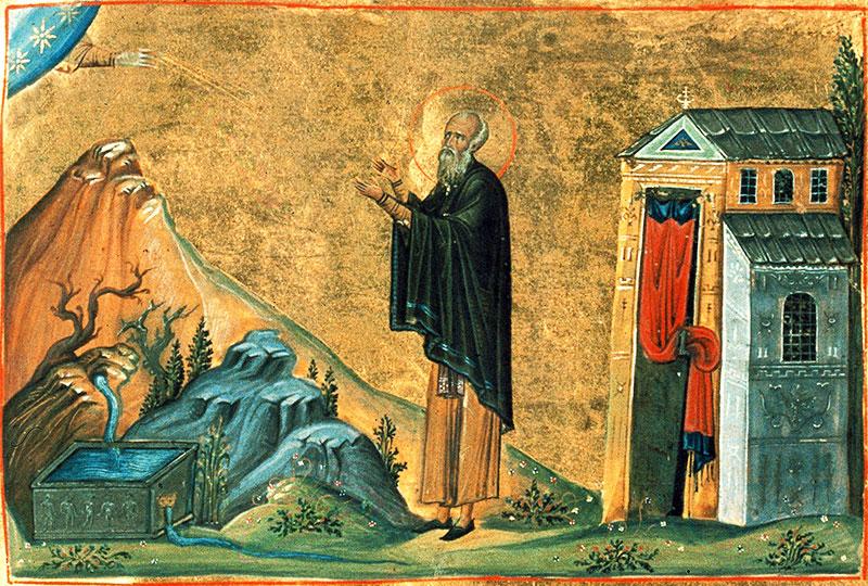 Mor Abraham av Qidunio