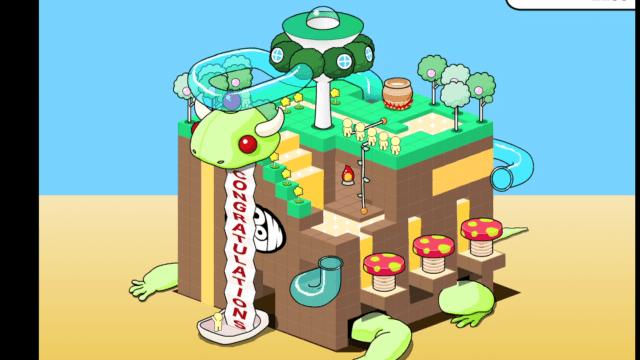 iPhoneおすすめスマホゲームGROW CUBE