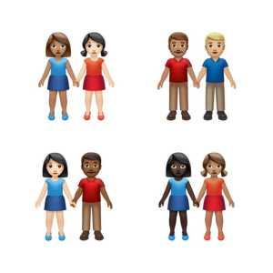 iPhoneから新たな絵文字が登場!LGBTや障がい者に対応したアイコンを含む75種を追加