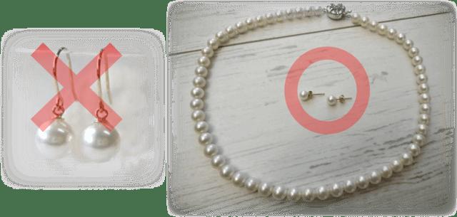 葬式の真珠