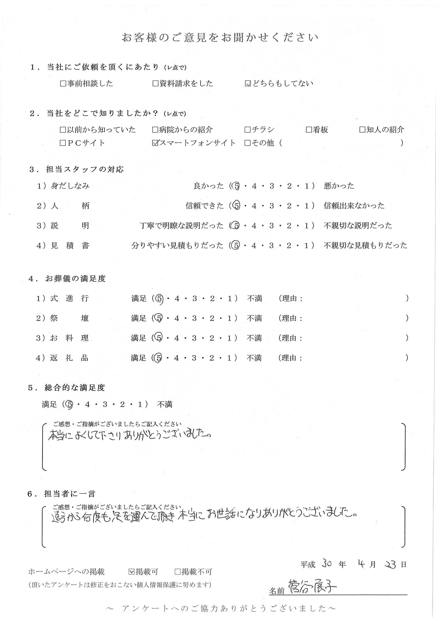 2018.04.23 葛飾区菅谷家
