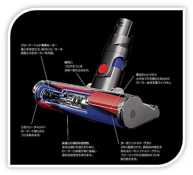 ダイソン V7 Fluffy、ダイソンV7 Animalpro違いと選び方 、V8シリーズとの価格注意点など☆彡 ダイソンコードレス掃除機にDysonV7シリーズが新登場(第2回)