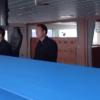 中国からタンカー衝突後に油が流出