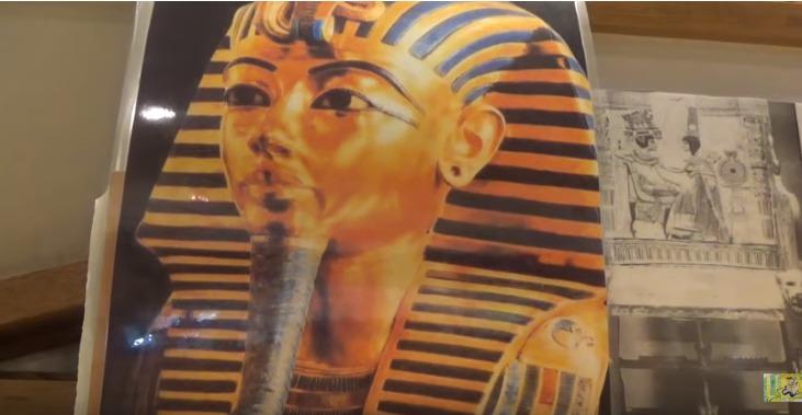 その1【パンゲアのおばちゃん】による、エジプトの謎解き解説