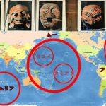 1万2千年前からの因縁・・・アトランティスに住んでた悪魔崇拝者らが、カミ(天上の)に逆らってこの地球上を完全支配しようと画策してきました。