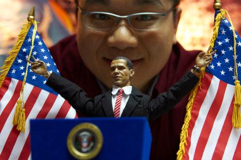 Obama chine
