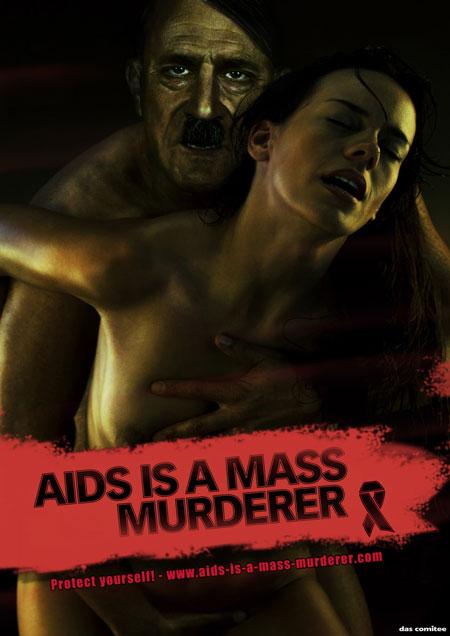 le sida est un meurtrier de masse