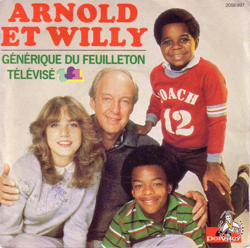 Arnold et Willy
