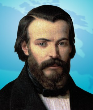 Image result for Blessed Frédéric Ozanam