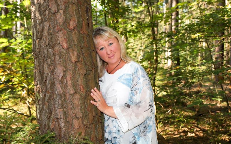 Andrea Schmucker hilft Menschen, ihren Seelenplan zu erkennen und ihm zu folgen.