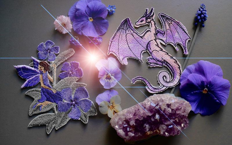 Die machtvolle Drachenenergie heilt deine Seele - reise mi deinem Drachen in deine Tiefen.
