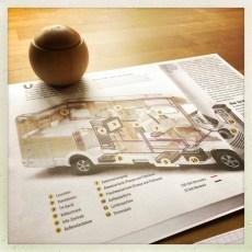 JULI •NAMENSFINDUNG: Unser Fiat Ducato heißt ab sofort DAKOTA •PLANUNG: Wir planen die ersten Ausbauschritte und organisieren das Material
