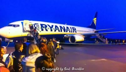 Anreise von Memmingen nach Porto