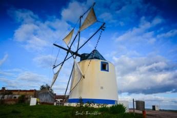 091 Odemira NATÜRLICHKEIT – Die Kraft des Windes wird hier immer noch so verwandelt