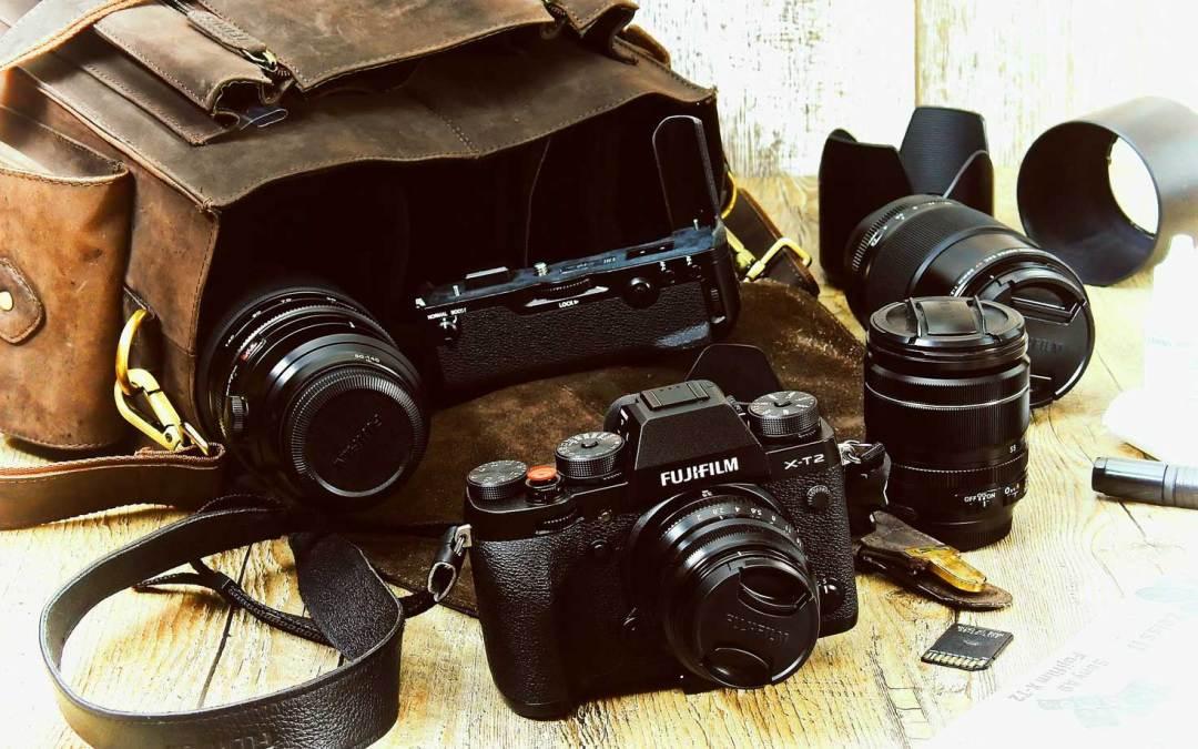 Fujifilm X-Serie: X-T200 vs. X-T30 vs. X-T3 Vergleich