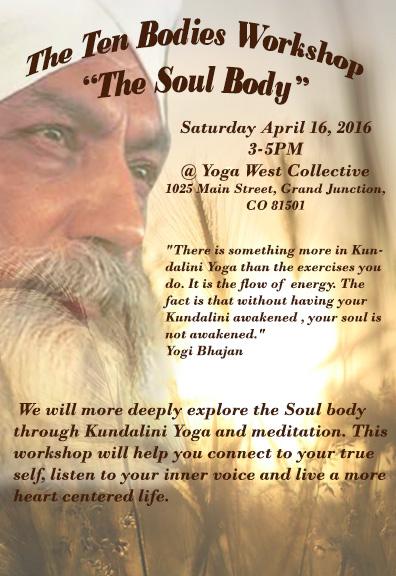 Ten Bodies Workshop, Soul Body v1