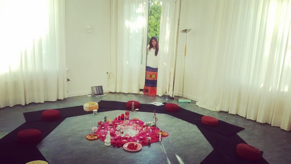 De 13e rite van de baarmoeder bij centrum de roos in Amsterdam - SoulAlchemist