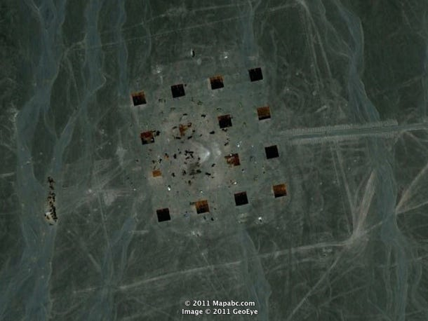 Zdjęcie nr 3 - Tajemnicze znaki na środku pustyni Gobi