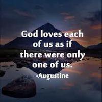Reminder: God Loves Me