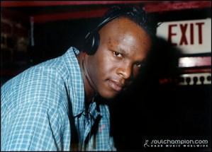 DJ SS @ Jungle Roots