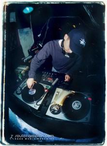 DJ Overload @ Jungle Roots