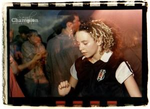 Ripley dancing @ Jungle Roots
