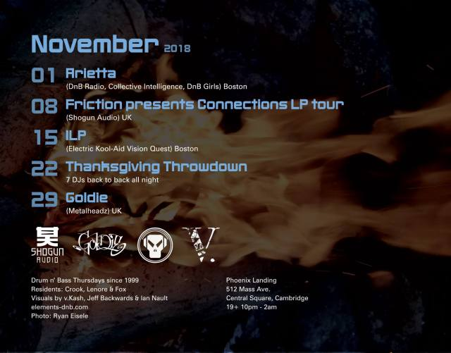 Elements November 2018