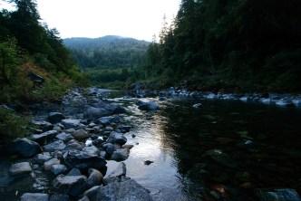 Smith River at Morning