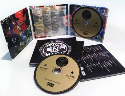 that Nice N Ripe CD pack is looking good