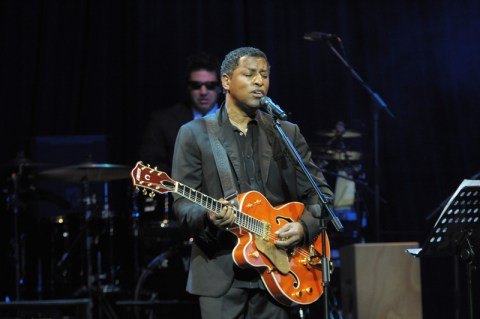 Kenny Babyface Edmonds at Indigo 02