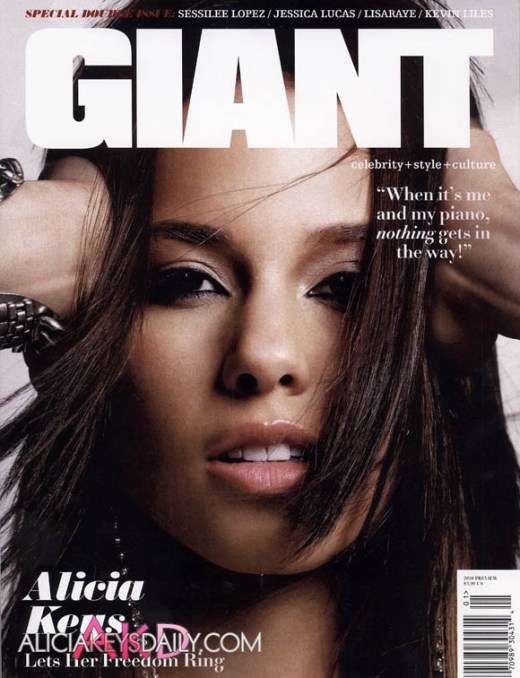 alicia keys giant cover