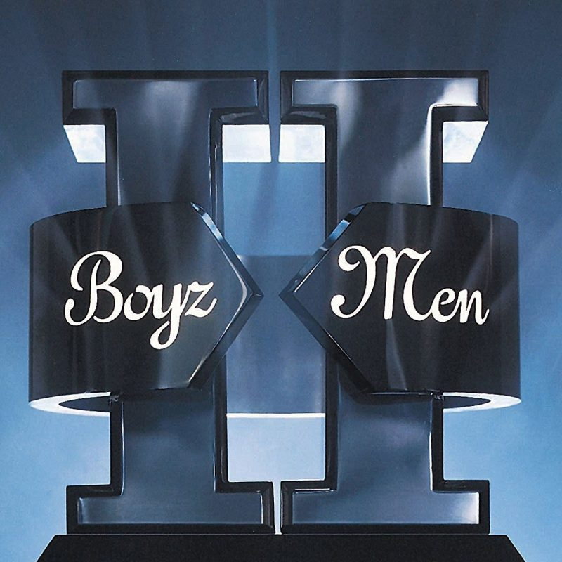 Boyz II Men 'II' album cover