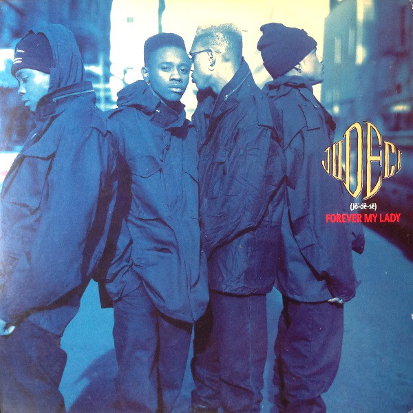 Jodeci 'Forever My Lady' album cover
