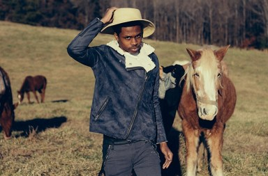 Raury Gods Whisper music video