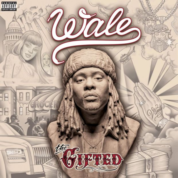 wale the gifted album cover