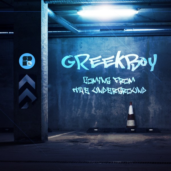 1. GREEKBOY - Coming from the underground 1400X1400