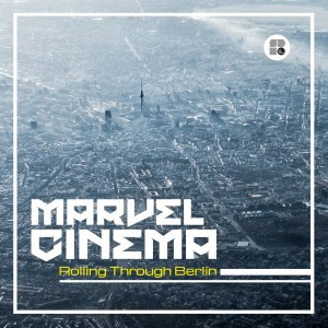 MARVEL CINEMA - FLYING OVER BERLIN 1400X1400